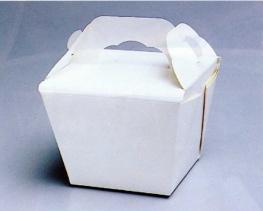エコ コンテナー 丼タイプ 取手付 FT-M ホワイト 500枚【smtb-F】  【fsp2124-5k】