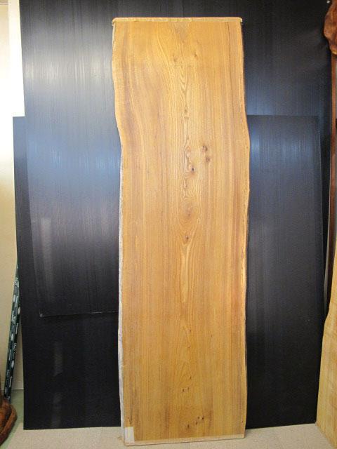 天然木の板材 ~一枚板~仕様:無垢 / 素材:楡(にれ)