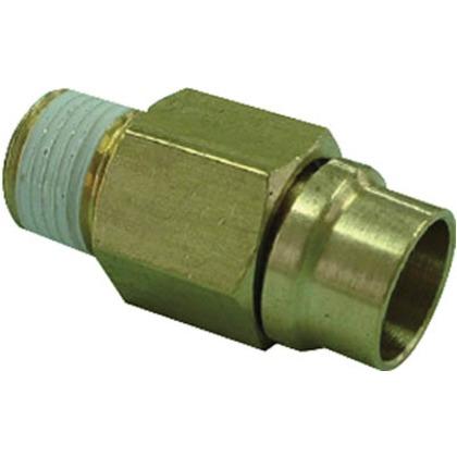 チヨダ 新登場 フジHタイプメイルコネクター8mm R1 正規激安 4 8-02M-H