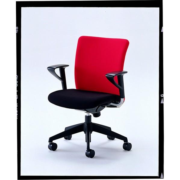 株式会社ノーリツイス オフィスチェアー ブルー ブルー LLS-A30WHAS 1台