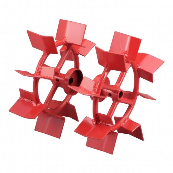 RYOBI(リョービ) カルチベータ用培土けん引車輪左右セット 6091065 1セット