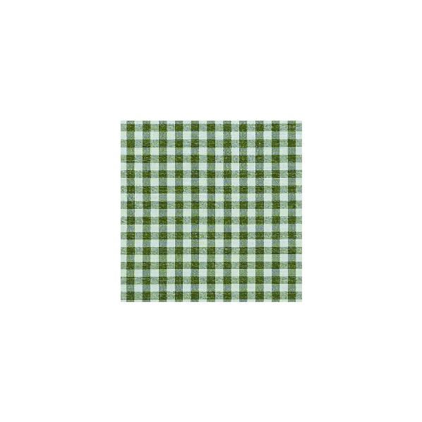 コルネ カーテン生地 ギンガム グリーン 150×600cm G1020 1枚