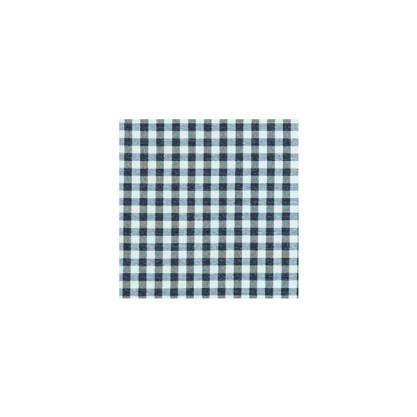 コルネ カーテン生地 ギンガム ダークブルー 150×700cm G1021 1枚