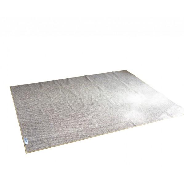 カルル 洗えるラグ PPL-1 マスタード 幅250×長さ300cm 13282794 1本