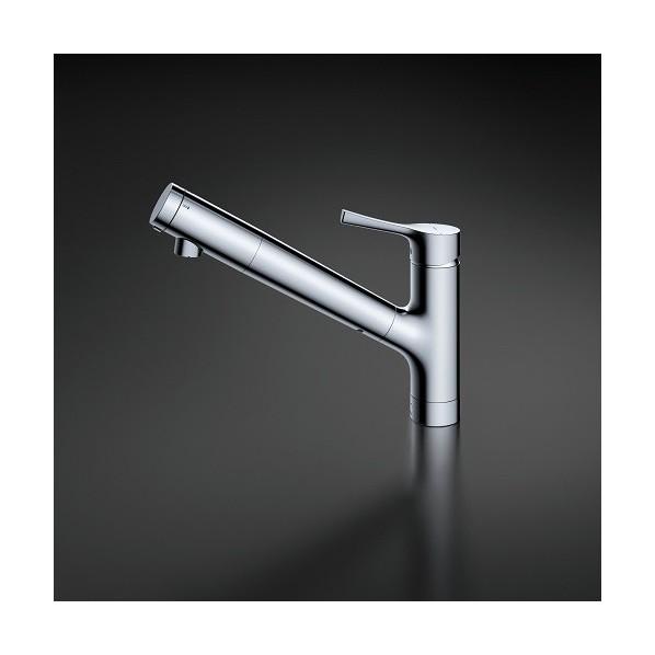TOTO 浄水機能付水栓 ハンドシャワー&吐水切替 TKY01303J 1個