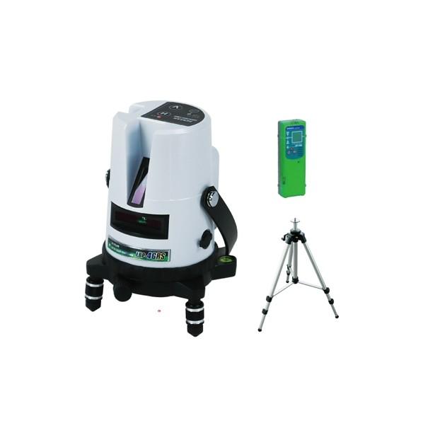 デンサン グリーンレーザーポイントライナー(受光器・三脚セット) LBP-4GRS-SET 1セット