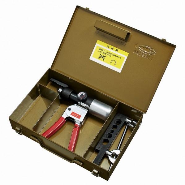 エビ 手動油圧式フレアリングツール 319 x 224 x 71 mm FTH-20 1式