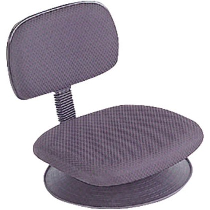 ロアス 座椅子W455×D500×H460mmブラック RZF-103BK