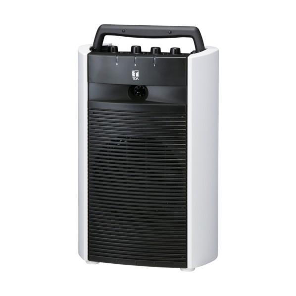 TOA 800MHZ帯ワイヤレスアンプ(シングル)CDデッキ付き WA-2700CD
