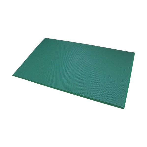 カーボーイ 足腰マット穴なしLサイズグリーン 1515 x 915 x 30 mm