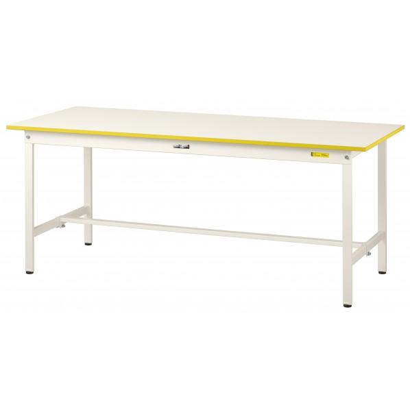 山金工業 色彩テーブル 固定式 W1800xD600xH740 CSUP-1860 1台