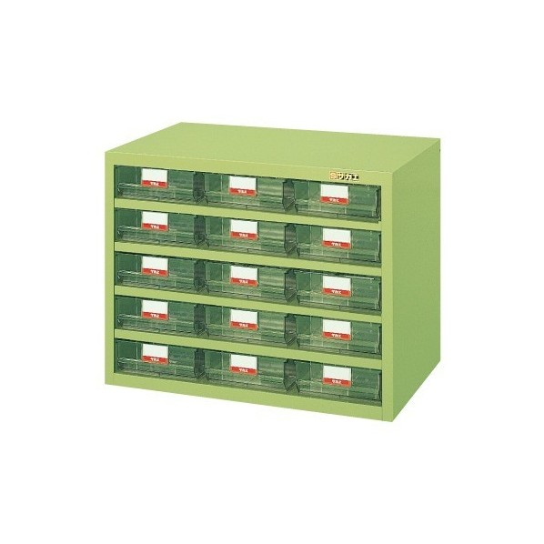 サカエ ハニーケース(樹脂ボックス) HFS15TL 1台