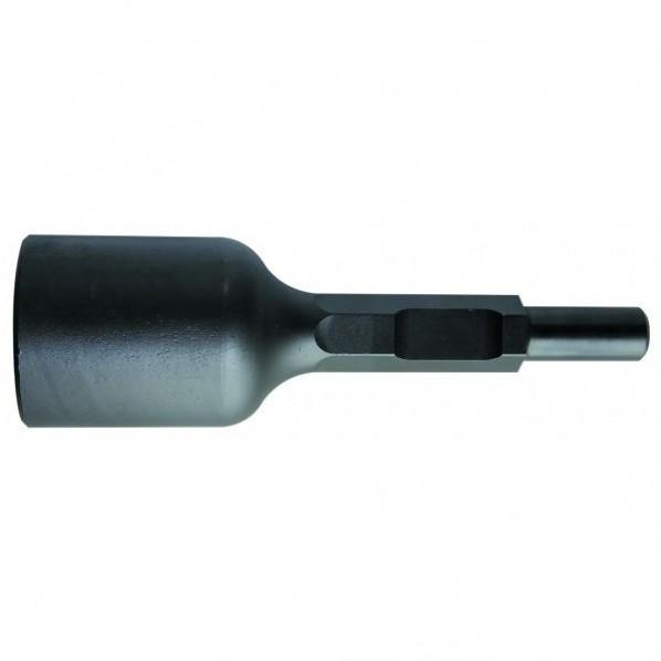 ラクダ | Rakuda 単管打込アダプターA型8900N用 30H×265mm 56Φ 10147 1点