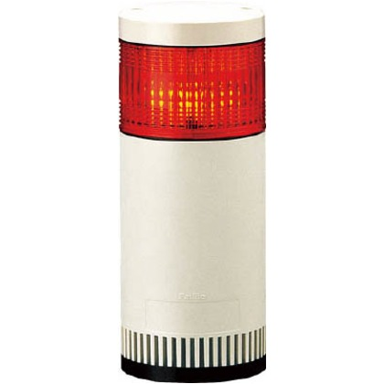 パトライト シグナルタワーLED大型積層信号灯 LGE-102-R