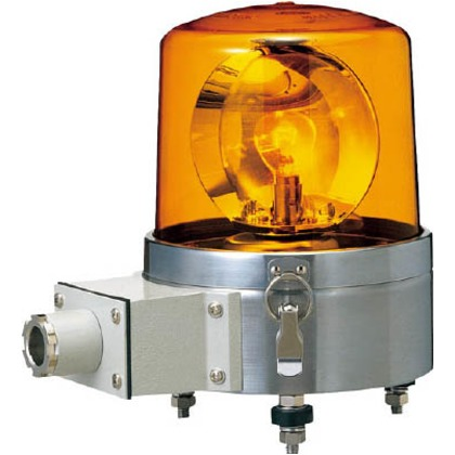 パトライト 船舶用大型回転灯 SKLS-120SA-Y