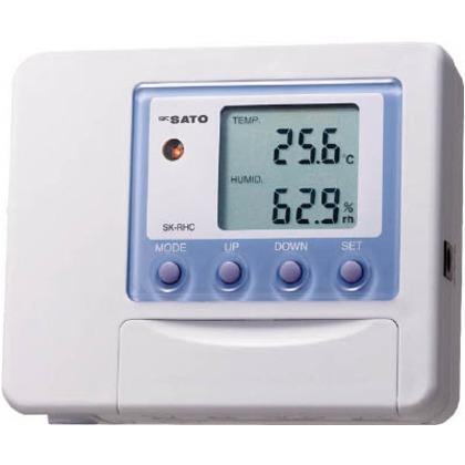 佐藤 温湿度変換器指示計のみデジタル出力RS-485(8920-04) SK-RHC-C