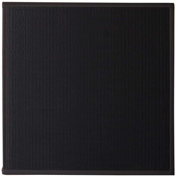 イケヒコ・コーポレーション スカッシュ U畳 4P 82×82×1.7cm ブラック 8611120 4枚