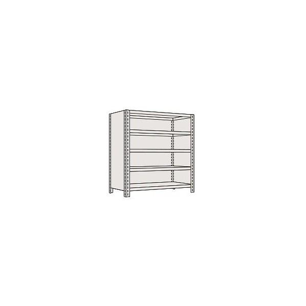 サカエ 物品棚LE型(120kg/段・高さ2100mm・6段タイプ) LE2116 1台