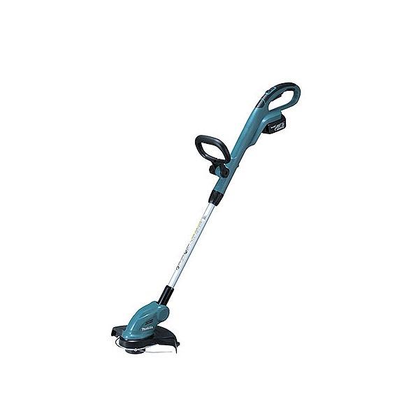 マキタ makita 人気商品 公式 充電式 草刈機 バッテリー充電器付き 260ミリ 1点 MUR181DRF 刈払機 草刈り機