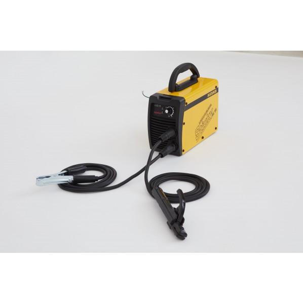 SUZUKID ネット限定モデル 直流インバーターアーク溶接機 スティッキー80 1台 送料無料お手入れ要らず 正規販売店 イエロー STK-80