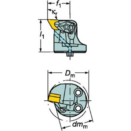 人気 サンドビック コロターンSLコロターンRC用カッティングヘッド 570-DDUNL-80-15-G, リブラ:2b63a3b4 --- mail.galyaszferenc.eu