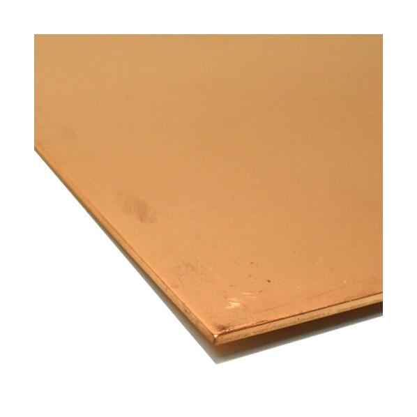 TETSUKO 銅 金属切板銅板タフピッチ C1100P ☆国内最安値に挑戦☆ B086HQRXM4 2枚 売り込み W800×L900mm t0.6mm