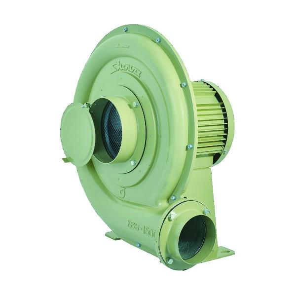 昭和 高効率電動送風機高圧シリーズ(0.4kW-400V)KSB-H04-40 472 x 314 x 508 mm KSB-H04-400V-50
