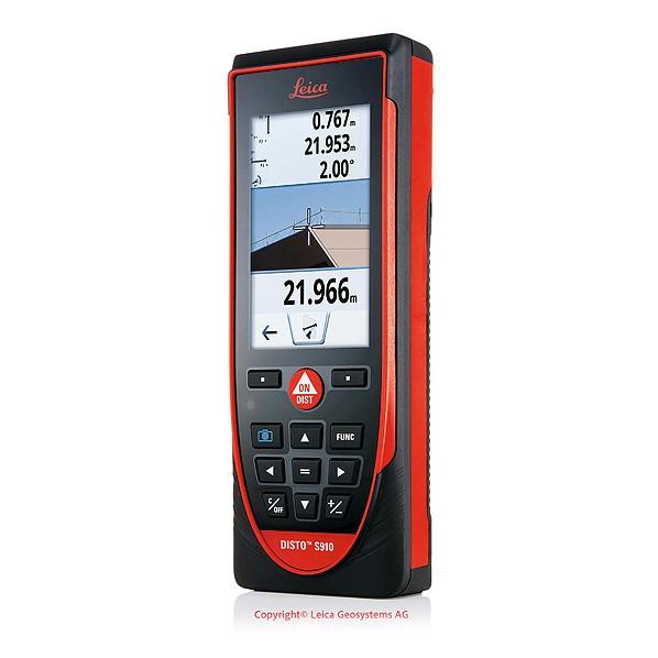 タジマ 売店 レーザー距離計ライカディストS910 200 x 270 1点 DISTO-S910 安全 60 mm