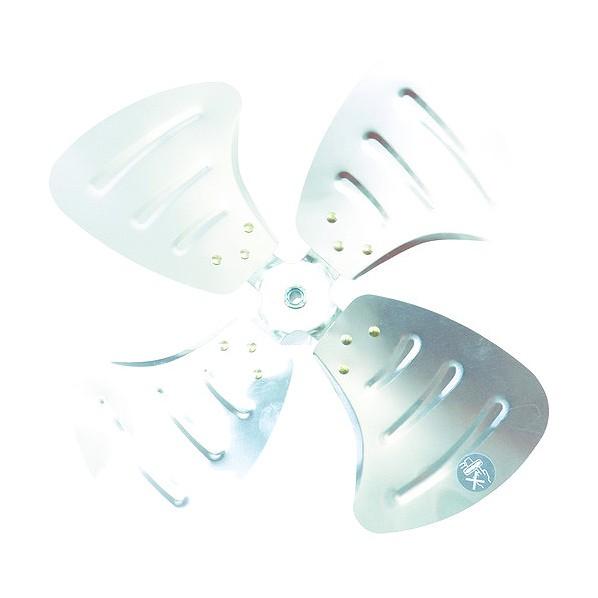 トラスコ TRUSCO 全閉式工場扇ルフトハーフェン用アルミハネ 出群 438 x mm ブランド品 1点 90 TFLH-45-10A