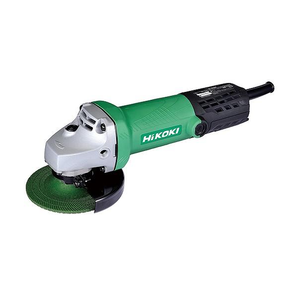 HiKOKI ハイコーキ 電気ディスクグラインダ L×W×H 数量限定 :315×145×125 G10ST スピード対応 全国送料無料 100V mm