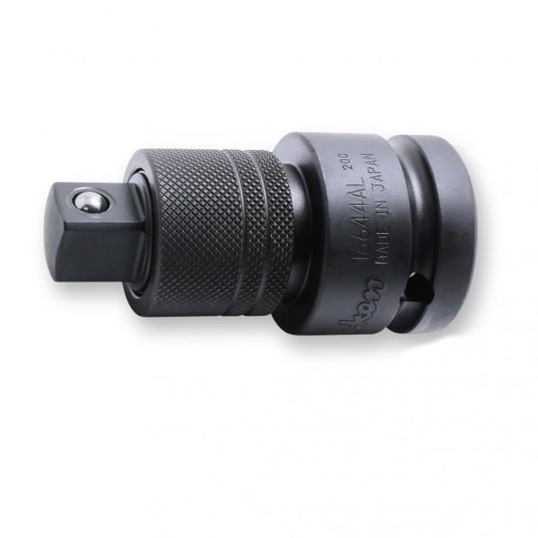 ko-ken インパクトロッキング変換アダプター 35mmx35mmx70mm 黒色 キャンペーンもお見逃しなく 10個 2020新作 16644AL