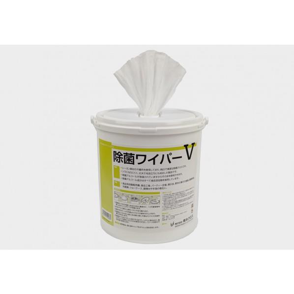 橋本クロス 除菌ワイパーV 280枚 AL完売しました。 4本 半額 ケース入 JBV05