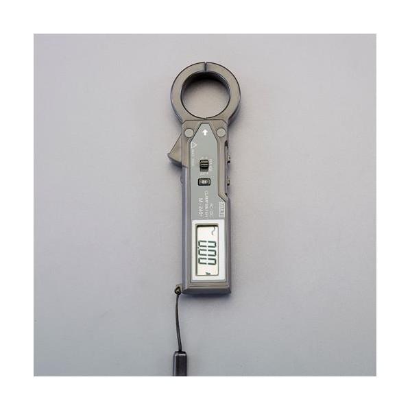 エスコ esco ミニクランプメーター 評判 公式通販 EA708SB-1 1個