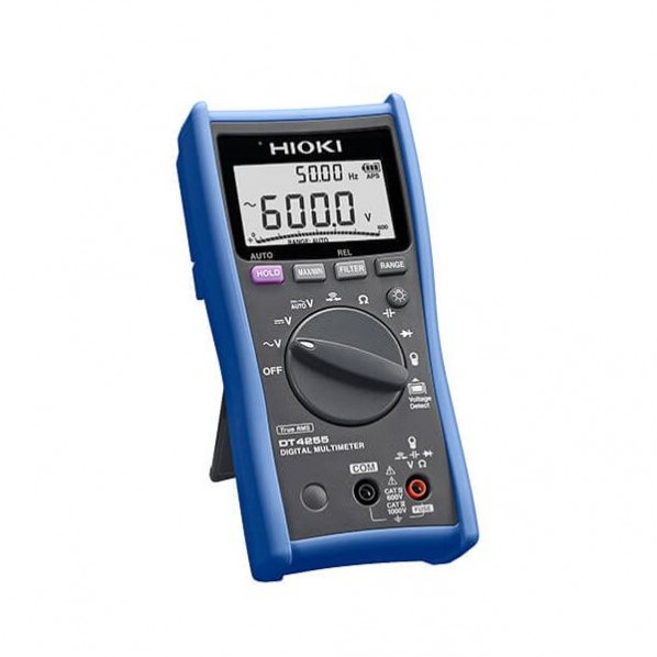 日置電機 デジタルマルチメーター ACクランプ対応可能 DT4255SYORUI3TENTUKI 1点 在庫一掃売り切りセール 秀逸