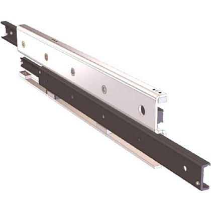 スガツネ工業 重量用スライドレールTLS43-1490(190027847) TLS43-1490