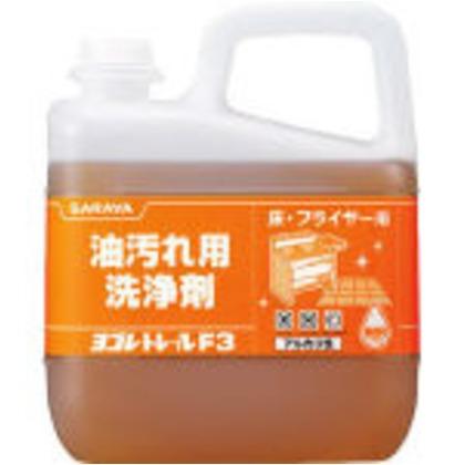 サラヤ 油汚れ用洗浄剤ヨゴレトレールF35kg 51466