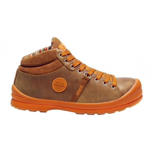 DIKE 作業靴サミット シエナブラウン 27021-191-40 1足