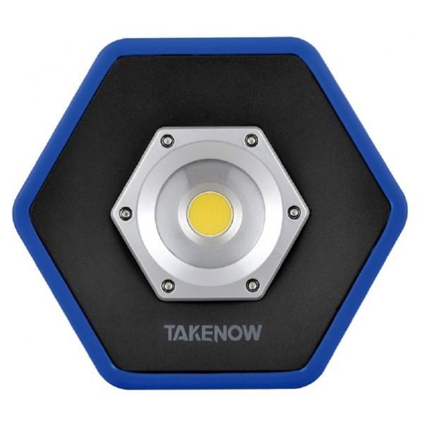 TAKENOW(テイクナウ) 充電式LEDワークライト WL4018 1個