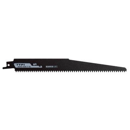 バーコ 木工用セーバーソーブレード228mm×7山(10枚入)  3842-228-7-SL-10P 10 枚