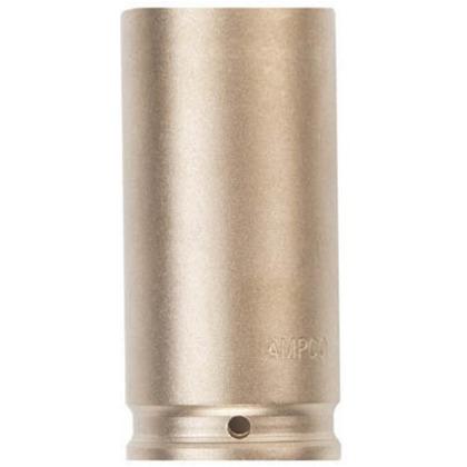 Ampco 防爆インパクトディープソケット差込み19.0mm対辺1-5/8  AMCDWI-3/4D1-5/8