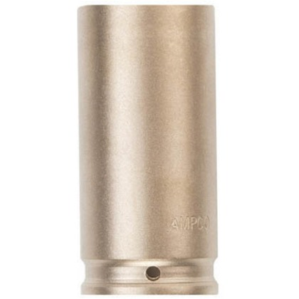 防爆インパクトディープソケット差込み19.0mm対辺26mm  Ampco AMCDWI-3/4D26MM
