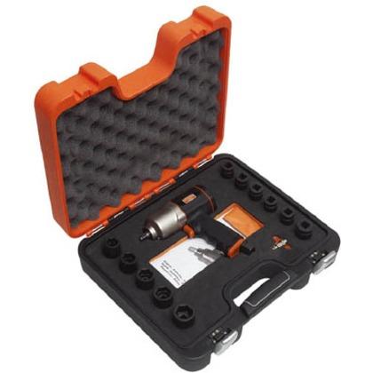 バーコ 超軽量3/8エアインパクトレンチソケットセット  BP816K1