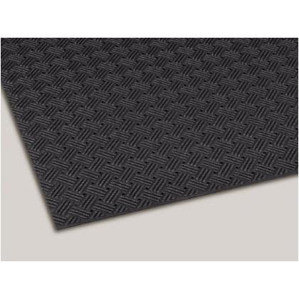 テラモト ダイヤマットグリッド黒92cm×10m MR-159-000-7 1本