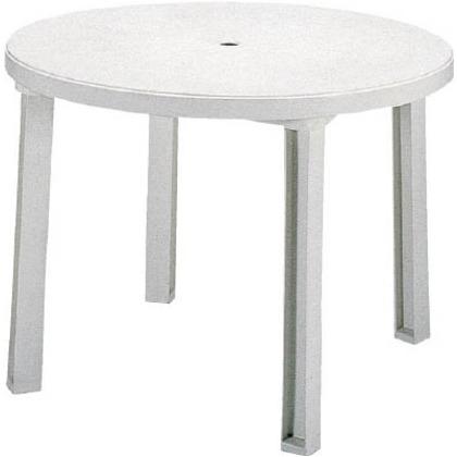 テラモト ガーデン サンテーブル  MZ-595-201-8