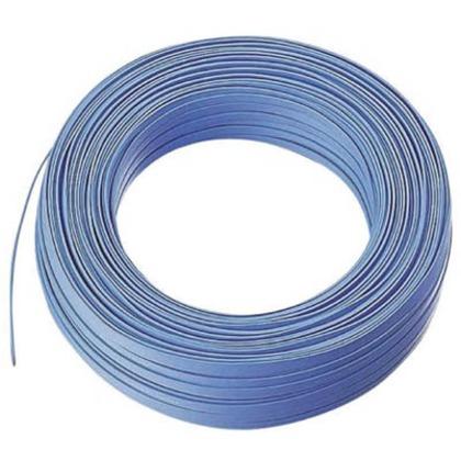 エレコム CAT5E準拠スーパーフラットLANケーブル100m(ブルー)  LD-CTFS/BU100