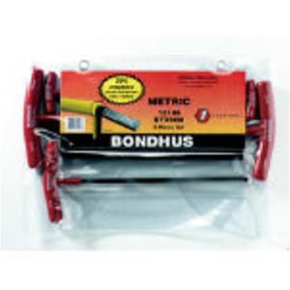 ボンダス ボールポイント六角T-ハンドルセット5本組 BTX50M