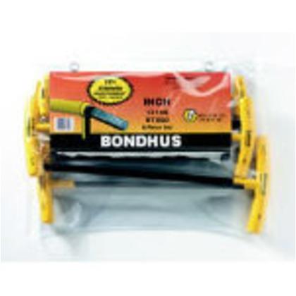 ボンダス ボールポイント六角T-ハンドルセット6本組 BTX60
