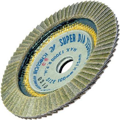 AC スーパーダイヤテクノディスク 75X15 #100  SDTD7515-100