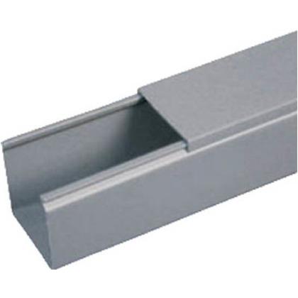 パンドウイット FSタイプ配線ダクト(PVC製鉛フリー)ライトグレー FS6X4LG6NM