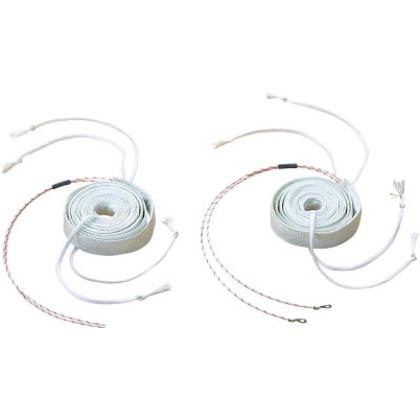 ヤガミ リボンヒーター200V300W20×3000 YW-20-3000-200V-300W
